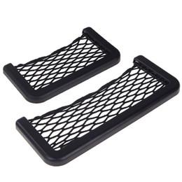 Wholesale cm cm Multifunction Car Elastic String Auto Vehical Storage Mesh Pouch Phone Holder Nets