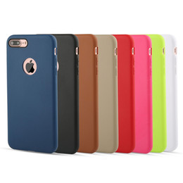 New Arrival Phone cases for iphone 6 6S 6 Plus 5s 5 7 Case coque TPU Material leather Textured Protect Back Cover