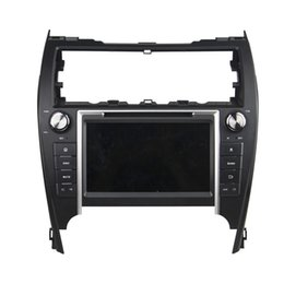 Wholesale American version inch Android Car DVD player for Toyota Camry with GPS Steering Wheel Control Bluetooth Radio