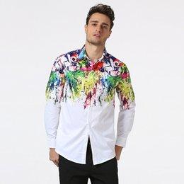 Free Shipping Camisa Masculina Slim Fashion Men Shirt Long Sleeve Cotton Dress Shirts Casual Spring Autumn Mens Social Shirts Plus Size XXXL