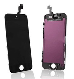 For Iphone 5S LCD Display Touch Screen Digitizer Full Assembly for iPhone 5G 5S 5C i5 LCD Replacement Repair Parts