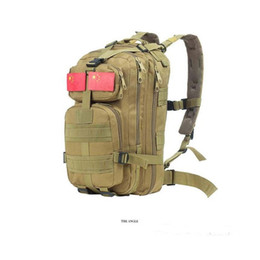 30pcs 30L Outdoor Sport Military Tactical Backpack Molle Rucksacks Camping Trekking Bag Muti Color DHL free shipping