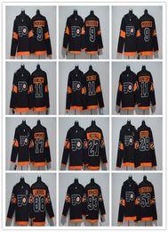 Mens Philadelphia Flyers 9 Ivan Provorov 10 Brayden Schenn 11 Travis Konecny 17 Wayne Simmonds 28 Claude Giroux 2017 Stadium Series Jersey