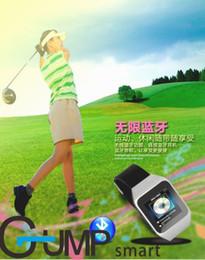 Promotion livres vidéo Vente en gros - 2017 Le plus récent lecteur Mp3 8G de bluetooth MP3 moniteur de montre podomètre U carte à puce avec vidéo e-books walkman MP3 watch player