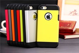 100PCS Armor Shockproof Case Cover for iPhone 4 4s 5 5s with Retail Package