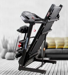 Wholesale Export to the domestic authentic fitness equipment yercon household multifunctional electric treadmill feeding mat