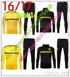 Wholesale 2016 Pierre Obermayan The best quality football training uniforms Rohde uniform Gary Bell Sportswear Gonzalo Castro training clothes Fr
