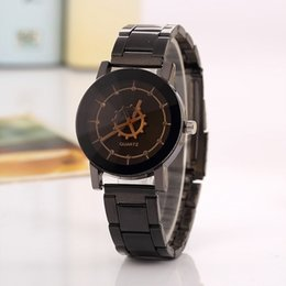 Wholesale unisex watches for men and women stainless steel sheet band luxury sports watch quartz watch geneva hot sale gift watch