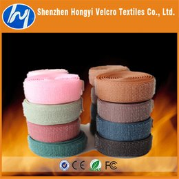 Hongyi Five Hook and loop Fire ties Retardant cable ties Flame retardant Hook and loop Full nylon ribbon