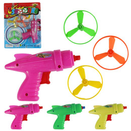 Wholesale Hot New Pneumatic Gun Babys Toys Airsoft Pistol Air Gun Kids Plastic Toy Airsoft Gun Pinwheel Children Toys Cheap