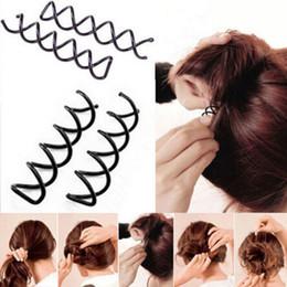 Шпильки винтовые для волос