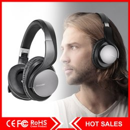 Wholesale New Mixcder Bluetooth Stereo Headphones Wireless Earphone Bluetooth Headset Leather Earmuffs and ShareMe Technology with Mic