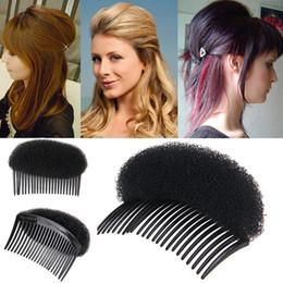 2017 estilos de trenzar el pelo de la muchacha Moda para Mujer Peluquería Clip Stick Bun Maker Braid Herramienta Accesorios para el cabello Peluquería fabricante de pelo Braider Girls estilos de trenzar el pelo de la muchacha en oferta