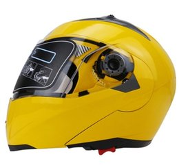 Wholesale New Motorcycle Helmet Full Face Dual Visor Street Bike with Transparent Shield with ABS Material with Hot Pressure Sponge Liner