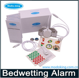 Fashion Medical Bedwetting Alarm for Baby Nocturnal Enuresis Alarm Adult Bed Wetting Treatment Urine Alarm by modoking