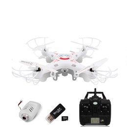Promotion drones de caméras aériennes 2017 de nouveaux gros et de détail à quatre axes aéronefs à haute définition caméra aérienne UAV avion télécommandé ufo drone x5c