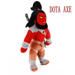 DOTA 2 action Figure Axe 50cm plush toys Collection dota 2 figure Toys