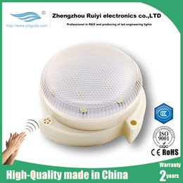 Wholesale Manufacturer big hot wheel w w LED AC85 V Warm White Voice Control sensor smart Lamp for Stairway porch