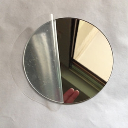(40pcs lot) Diameter 305x2mm Acrylic Silver Round Mirror PMMA Plastic Business Home Decorative Glass Custom Arbitrary Shape