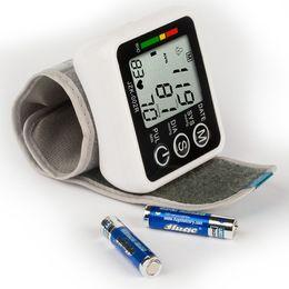 Wholesale Automatic Digital Wristband Blood Pressure Monitor for blood pressure measurement health monitor Sphygmomanometer health care item