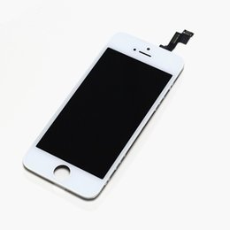 20pcs Origianl A+ Quality Replacement LCD Pantalla For iPhone 5S iPhone 5 iphone 5c LCD Screen Display with Touch Screen Digitizer Assembly