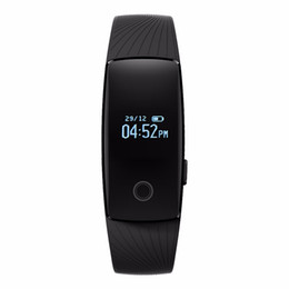 Fitbit Smart Watch ID107 Bluetooth 4.0 Smart Bracelet Heart Rate Monitor Fitness Tracker Sports Wrist Watches for Android IOS 7.1 Phone