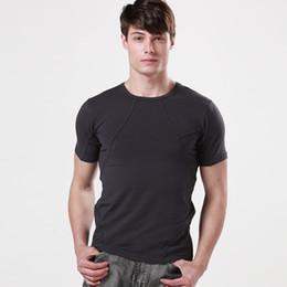 Wholesale Resident Evil Fans Gift Men s T Shirts Leon BLack Short Sleeve