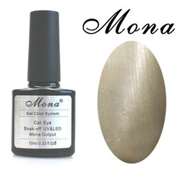 Wholesale D Cat Eye Soak Off UV LED Gel Nail Polish Colors ml Healthy And Eco friendly Gel Lacquer ACE MONA1007