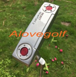 Wholesale New golf putter Select Newport putter with g weights removable top quality golf clubs