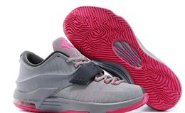 Wholesale Kd7 VII Calm Before The Storm Magnet Grey mens Basketball Shoes top quality kd sport shoe