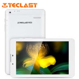 Descuento ips tableta al por mayor Venta al por mayor Teclast P70 4G teléfono Tablet MTK8735 Android 5.1 Quad Core IPS pantalla 1280 * 800 Phablet 1GB / 8GB GPS banda dual WiFi 7