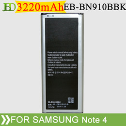 Wholesale Note Batteries AAA capacity N9100 Battery For Samsung Galaxy Note N9100 EB BN910BBE High Quality