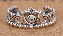 crown ring Dimond silver Engagement wedding gold Ti new arrive arrow heart Anniversary Solitaire lady IT FR crastyle women Paris EUR US