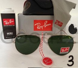 Wholesale 2017 High quality ray WAYFARER Sunglasses Men s women s RB Sunglass bans Sunglasses Eyewear With Original box bans
