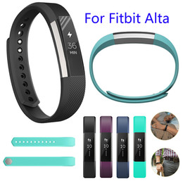 Fitbit Alta Band 18 Color Classic Colors Small   Large TPE Bracelet Strap Replacement Band for Fitbit Alta Smart Fitness Tracker FC0024D18