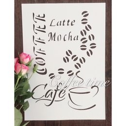 New Arrivals painting stencils for kids Masking template For Scrapbooking,cardmaking,DIY cards,wall and more-CAFE 358