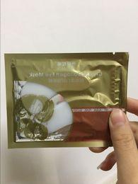 Wholesale PILATEN Collagen Crystal Eye Masks Anti puffiness moisturizing Eye masks Anti aging masks collagen gold powder eye mask