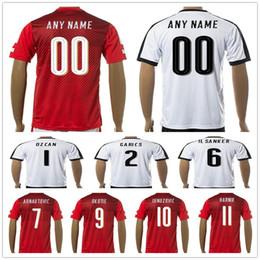 Wholesale Austria Soccer Jersey ARNAUTOVIC OKOTIE JUNUZOVIC HARNIK JANKO ALMER ALABA WEIMANN IVANSCHITZ Football Shirt