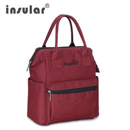 Wholesale Fashion Nylon Women School Backpack Waterproof Backpack Women Tote Bag