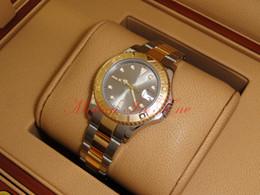 Wr s en Línea-Relojes de lujo relojes de hombre relojes de moda al por mayor Correa de caucho negro de oro de oro de Rose de acero inoxidable 116655 reloj de hombres automático mecánico Wr