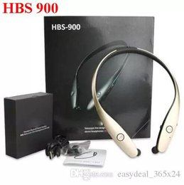 HBS 900 HBS 913 HBS 730 Stereo Bluetooth Wireless Earphone Sport Neckband Headphones For iPhone 6 4 5 SAMSUNG Smartphones