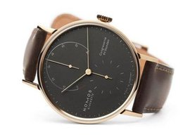 Wholesale NOMOS Luxury Brand Japan Mov Men Quartz Casual Watch Army Military Sports Watch Men Watches Male Leather Clock Drop Shipping