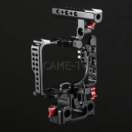 For Sony A7RII A7sII CAME-TV Camera Rig 15mm Rod System