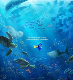 Wholesale Finding Dory Finding Nemo Children Movie Disc Set US Version Boxset Finding Nemo