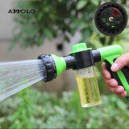 Wholesale Best Cleaning Gun Car Portable High Pressure Sprayer Mist Water Car Washer Head Shower Clean Cone Auto Lavador De Carro Pistola