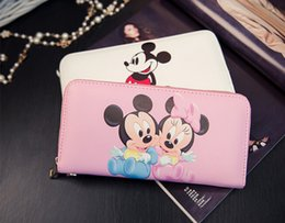 2017 mickey purse Minnie Women Portefeuilles Mickey Sac à main Sac à main en cuir Sac à main en dames Sac en cuir féminin Bolsas Femme Billeteras mickey purse offres