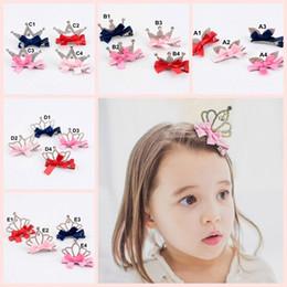 rhinestone crown hair clip for baby Hair Clip,Glitter Crown Hair Clip,Little Girls ,party ,glitter crown
