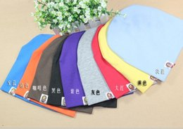 More money hat made of pure cotton thickening baby hat children winter baby hat 11 color