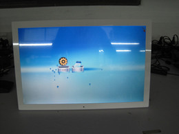 Wholesale The new narrow side of the ultra thin inch high definition digital photo frame support p HD video AA screen