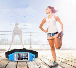 Waterproof Sport Pocket Customized Waterproof Sport Pouch Case Sport Waistband Running Waist Pouch For Cellphone